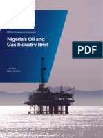 Nigerian Oil and Gas Industry Brief
