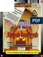 Terapi Pengobatan Dengan Ruqyah Syariyyah