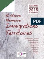 3e biennale Histoire Mémoire des Immigrations et Territoires en PACA