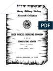 010106-Senior Officers Debriefing Program-Interview With Gen