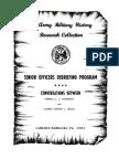 010106-Senior Officers Debriefing Program-Interview With Gen