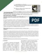 Melhoria Do Indicador Da Eficiência Do Tratamento Térmico Na Produção de Ligas de Aço