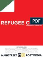Mainstreet - Refugee Crisis