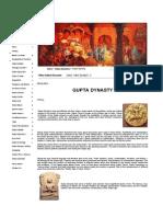 Gupta Dynasty