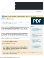 Function Reference « WordPress Codex.pdf
