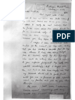 Letter to Gandhiji by Appa -  7-11-1932 ,Ratnagiri District Prison