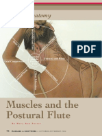 Somatic Anatomy - Muscles and the Postural Flute