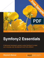 Symfony2 Essentials - Sample Chapter