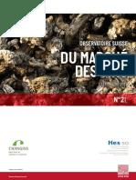 OSMV Rapport No 2 Du 1er Trimestre 2015