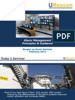 Alarm Management Seminar