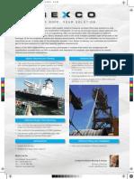 Bexco Marine Leaflet A4