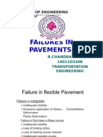 Seminar of Failures in Flexible Pavement