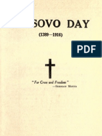 Kosovo Day (1389-1916)  ; For Cross and Freedom - Serbian Motto