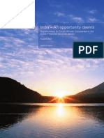 India-An Opportunity Dawns_financial Services