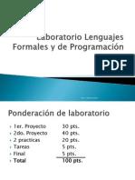 lenguajes  Formales de Programacion