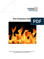 Ac 2318 Fire Protection Policy