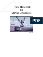 TEA Pamphlet 55-22 Lifting Handbook for Marine Movements