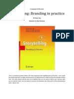 Storytelling Branding in Practice by Klaus Fog