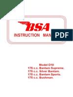 D10 Instruction Manual