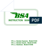 D14 Instruction Manual