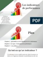 PPT Indicateurs de Performance