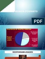 HPP Hemorragia posparto