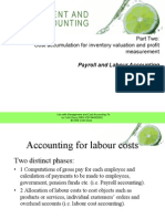 Payroll and Labor Act