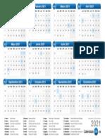 Calendariodel2021