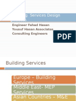 01building Services Design Process