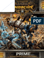 Warmachine Rules