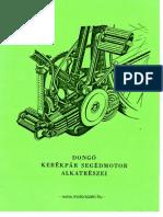 Dongo Alkatresz