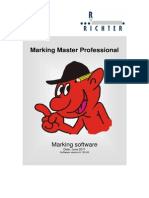 MarkingMaster en Software
