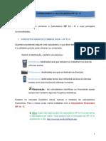 Aula 1 - Conhecendo a Calculadora Financeira HP-12C