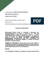 Cerere Recuzare Complet Judecata Tribunalul Bucuresti - Copy