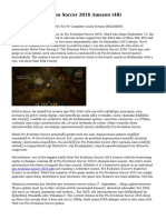 Article   Pro Evolution Soccer 2016 Amazon (48)