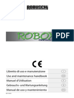 Robuschi Robox Evolution Manual