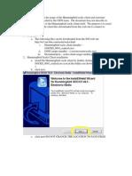 Socks Client Usage Readme