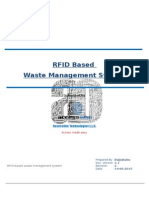Waste Management RFID Rev 2 & Commercial Offer