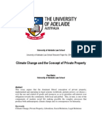 University of Adelaide Law School University Of