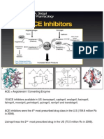 ACE Inhibitors Handout 2011