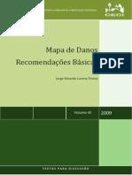 Mapa de Danos