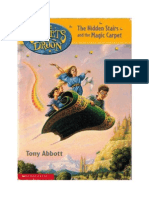 Secrets of Droon #01 - Hidden Stairs and the Magic Carpet, The (1999) by Tony Abbott