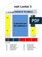 Denah Lantai 3 Fix