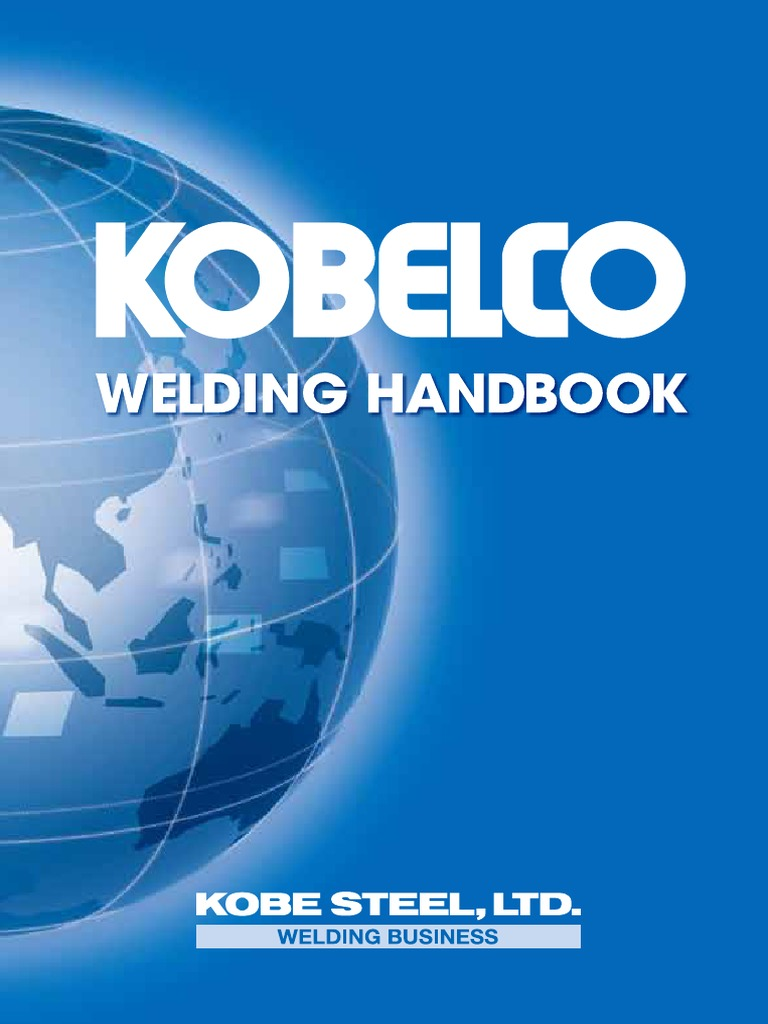Kobelco Welding Handbook | Welding | Electric Heating