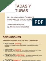 Manual de Puntadas y Costuras