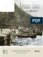 p02857 anzac day 2015 poster photograph