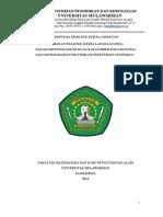 Proposal PKL PT. Kideco Jaya Agung