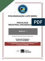 Psicologia Industrial Organizacional