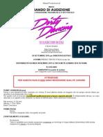 DD Bando Di Audizione Penny