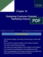 Chap 16 Designing Channels